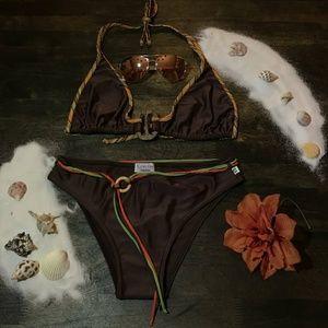 brazil bikini set worth $162 for $50 NEW